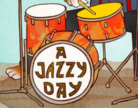 A Jazzy Day - The Melody Book