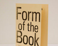 Form of the Book