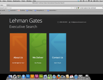 Executive Search Web Site