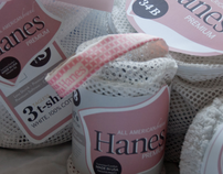 Hanes Package Design