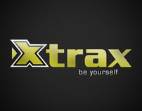 Xtrax Camera - Logo Design and Website Design