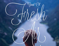 Good Ol' Fresh Air poster
