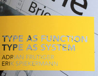 Typographer Book