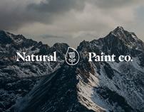 Natural Paint Co Website
