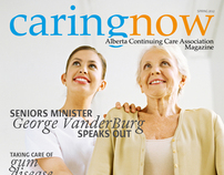 CaringNow Magazine—Spring 2012