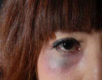 The Next Top Victim Art Exhibition- Self Portrait