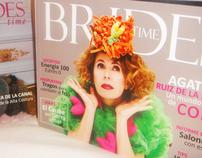 """Revista de novias"""" Brides Time"""""""