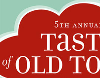 Taste of Old Town North Poster