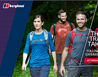 The Trail Takeover BERGHAUS