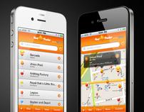 Heat Tracker Mobile App