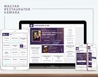 Magyar Restaurátor Kamara - Tagnévsor website