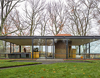 The Glass House | Philip Johnson
