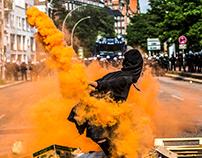 PROTESTS   G20 HAMBURG