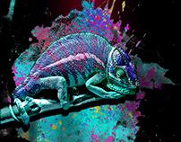 chameleon series