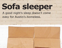 AUSTIN RESOURCE CENTER FOR THE HOMELESS PSA