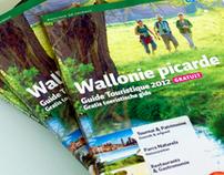 Wallonie picarde : guide touristique 2012