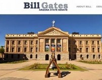 Bill Gates for Arizona State Senate