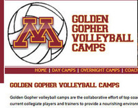 Golden Gopher Volleyball Camps