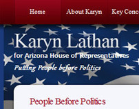 Karyn Lathan for Arizona House of Representatives