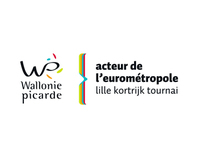 Identité visuelle de la Wallonie picarde