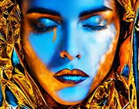 Klimt inspired