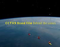 SIG x CCTV9 Brand Film_Behind the scenes 央视CCTV9形象片幕后花絮