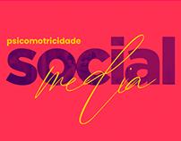 Social Media - Mosaico Instagram (Psicomotricidade)