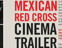 CINEMA TRAILER / Mexican Red Cross