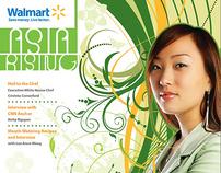 Walmart Asia Rising Magazine