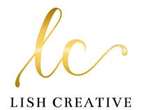 LISH Creative studio - Hand made Lettering/Branding.