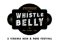 Whistle Belly Event Logo