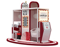 ELVIVE Activation Booth
