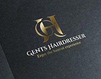 Gents Hairdresser Visual Identity