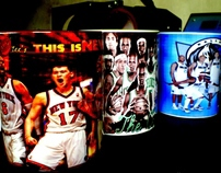 NBA Mug Collection