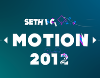 motion | selected works 2012