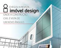 Diário do Nordeste | Anúncio para Revista Imóvel Design