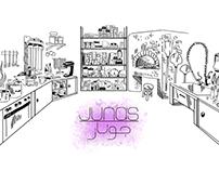 Mural for Juna's