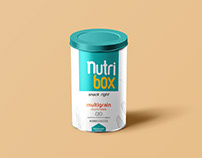 Nutribox- Packaging Design