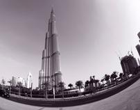 Photography - Burj Khalifa, Dubai