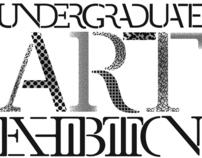 Undergraduate Art Pospectus Logo