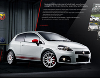 Abarth Driving Experience