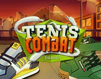 Trailer Tenis Combat