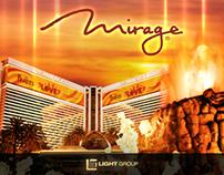 Mirage Las Vegas - Motion Graphics