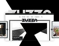 ZUZZA website