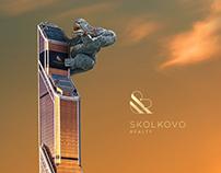 Skolkovo Realty rebranding