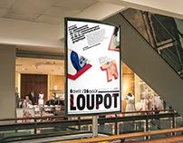 Loupot Poster