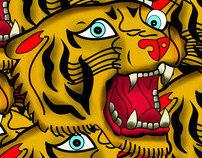 VTT-Vários Tristes Tigres