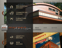 2010 Murnen Design Website Design
