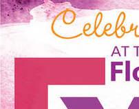 POSTER DESIGN: EPIC Spring Fundraiser Events