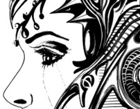 Les larmes de soldate